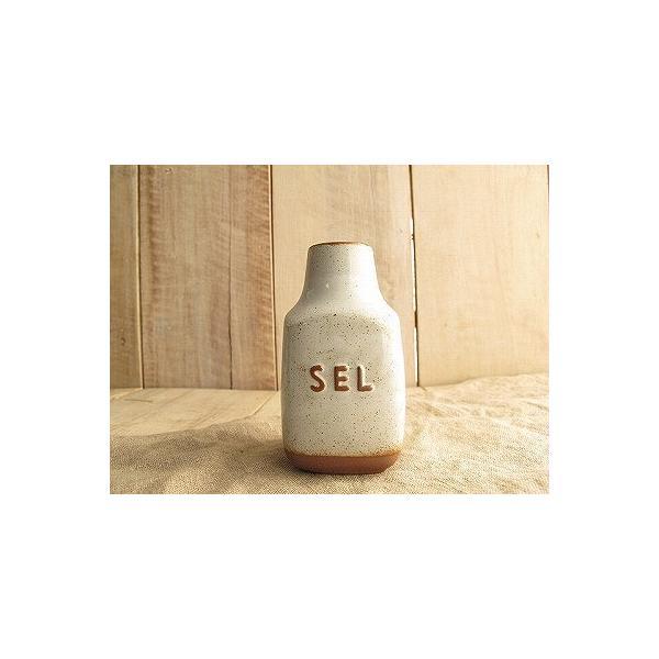 スタジオエム スタジオM  シュミネ ソルト   SEL  塩入れ 調味料入れ 103731