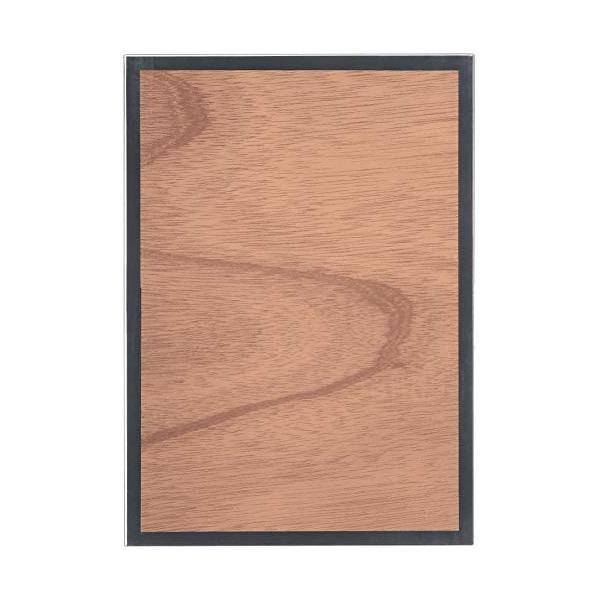 キング デジタル入れ替え木製パネル A4 ブラックの画像