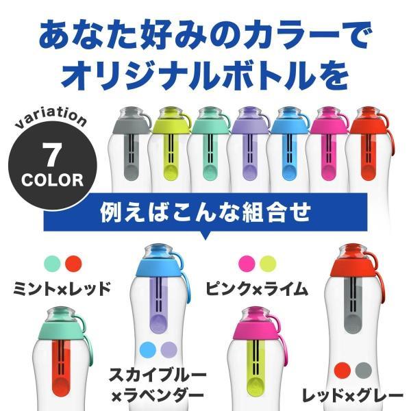 DAFI ダフィ 浄水ボトル 500ml 携帯用 浄水器 ボトル 水筒 浄水ポット 浄水 ろ過 活性炭 カートリッジ付き ポーランド製 キャンプ アウトドア 【日本正規品】|merland|11
