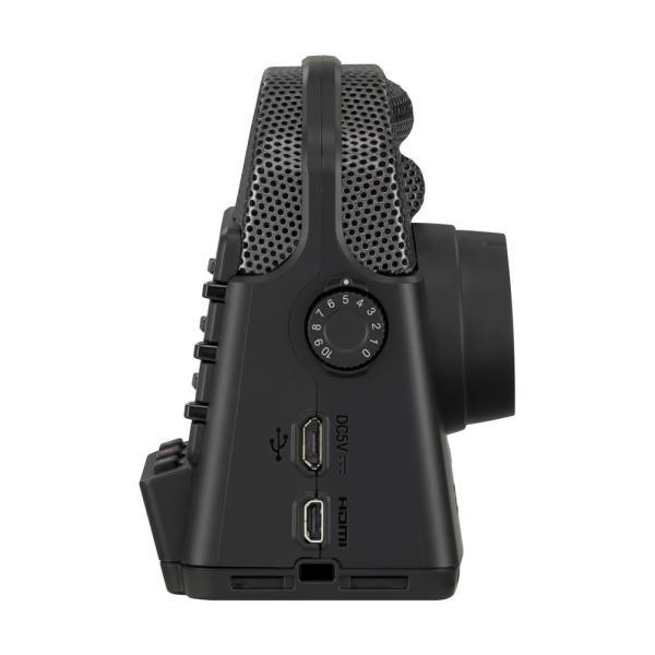 ZOOM 4K HDR対応 ビデオカメラ Q2n-4K コンパクト&高音質(XY方式の高音質マイクを搭載)