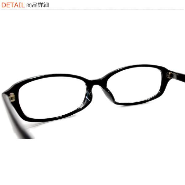 【全4色】 伊達メガネ サングラス オーバル 薄い色 カラーレンズ メンズ レディース 安い 紫外線カット|merry|11
