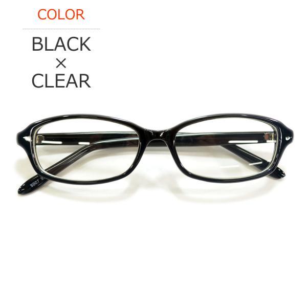 【全4色】 伊達メガネ サングラス オーバル 薄い色 カラーレンズ メンズ レディース 安い 紫外線カット|merry|03