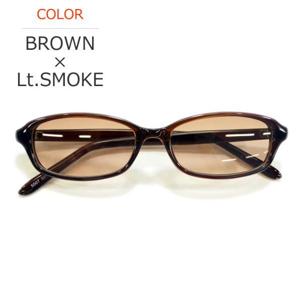 【全4色】 伊達メガネ サングラス オーバル 薄い色 カラーレンズ メンズ レディース 安い 紫外線カット|merry|06