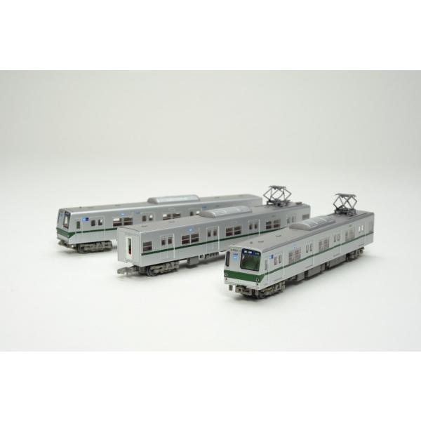 鉄道コレクション東京メトロ6000-系3両セット|metocan