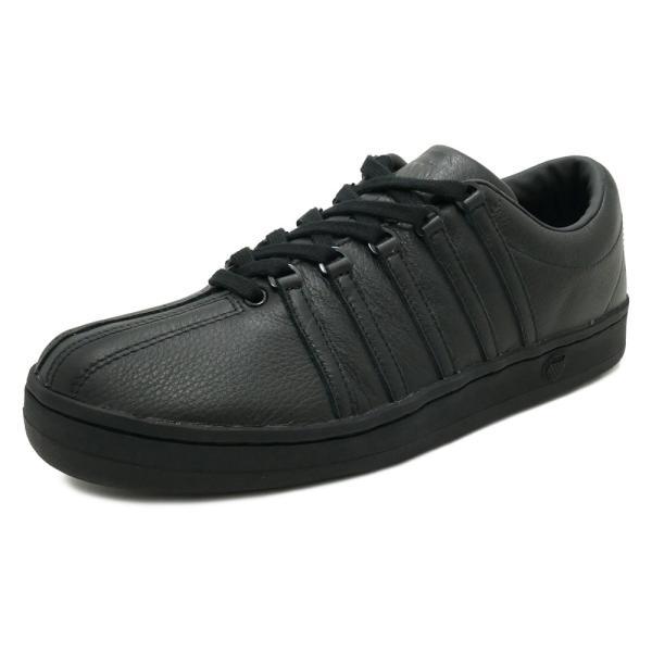 K-SWISS CLASSIC 88【ケースイス クラシック88】black(ブラック)036022483 02248-003|mexico