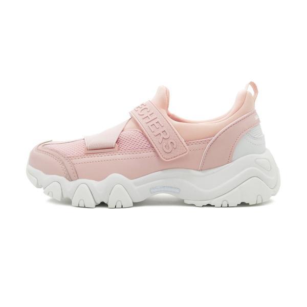 スニーカー スケッチャーズ SKECHERS ウィメンズディーライト2 ピンク レディース シューズ 靴 18FW|mexico|02