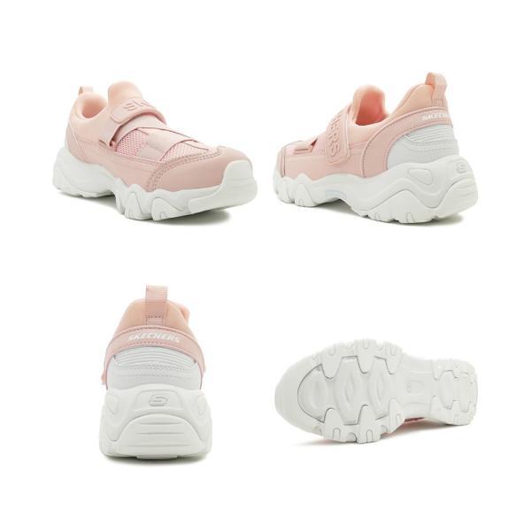 スニーカー スケッチャーズ SKECHERS ウィメンズディーライト2 ピンク レディース シューズ 靴 18FW|mexico|03