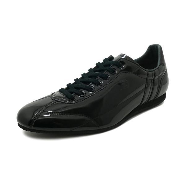 スニーカー パトリック PATRICK ダチアエナメル ブラック メンズ レディース シューズ 靴 19SS|mexico