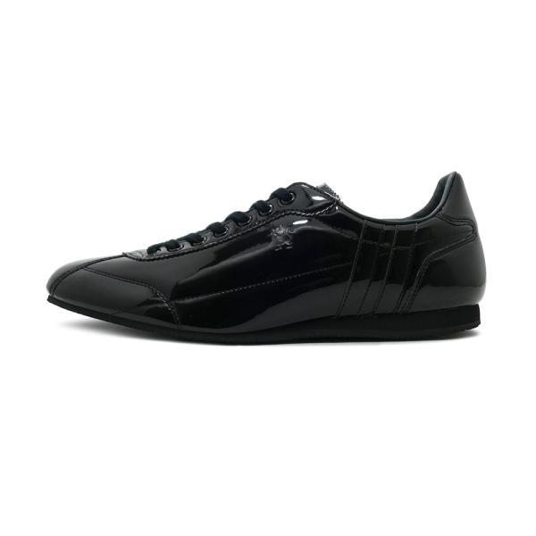 スニーカー パトリック PATRICK ダチアエナメル ブラック メンズ レディース シューズ 靴 19SS|mexico|02