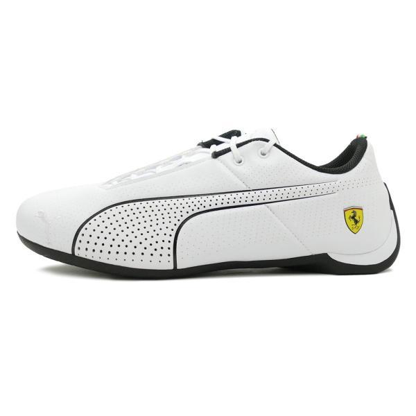 スニーカー プーマ PUMA SFフューチャーキャットウルトラ プーマ ホワイト/プーマ ブラック メンズ レディース シューズ 靴 18FA|mexico|02
