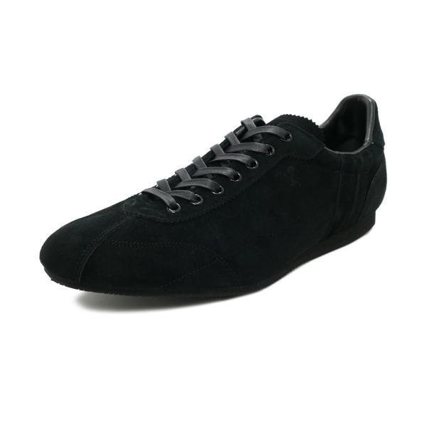 スニーカー パトリック PATRICK ダチア ピッグヌバック BLK ブラック メンズ シューズ 靴 19AW|mexico