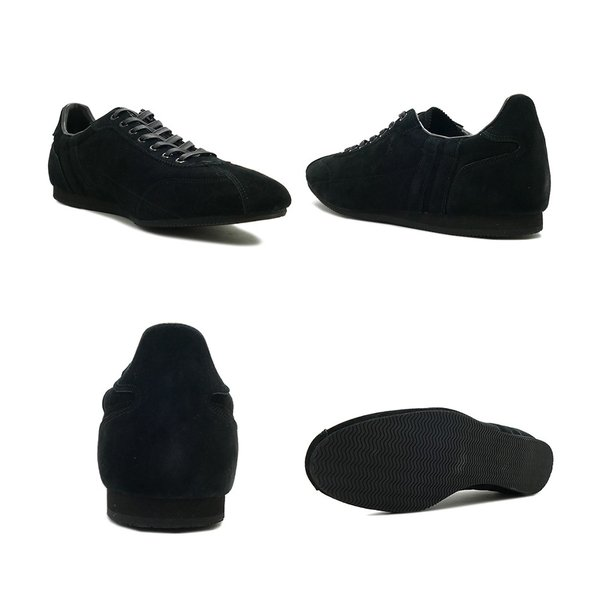 スニーカー パトリック PATRICK ダチア ピッグヌバック BLK ブラック メンズ シューズ 靴 19AW|mexico|03