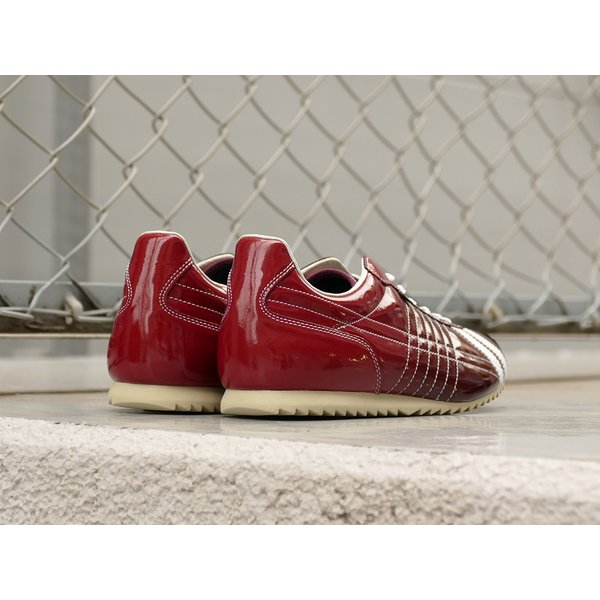 PATRICK S.GRD-LE RED【パトリック シュリーグラデーションレザー】red(レッド)530367 18SS|mexico|06