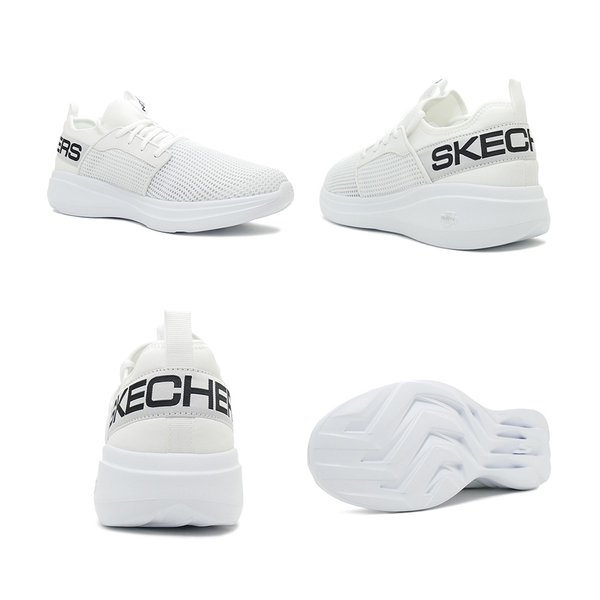 スニーカー スケッチャーズ SKECHERS ゴーランファスト ホワイト メンズ シューズ 靴 19SP|mexico|03