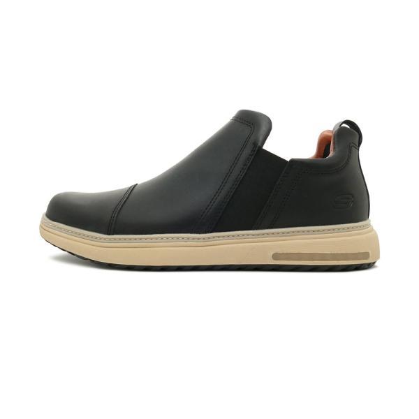 スニーカー スケッチャーズ SKECHERS フォルテンオレゴ ブラック メンズ レディース シューズ 靴 18FW|mexico|02