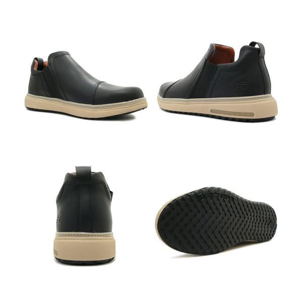 スニーカー スケッチャーズ SKECHERS フォルテンオレゴ ブラック メンズ レディース シューズ 靴 18FW|mexico|03