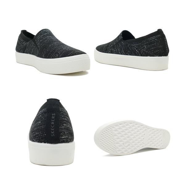 スニーカー スケッチャーズ SKECHERS ポッピー ブラック レディース シューズ 靴 19SP|mexico|03