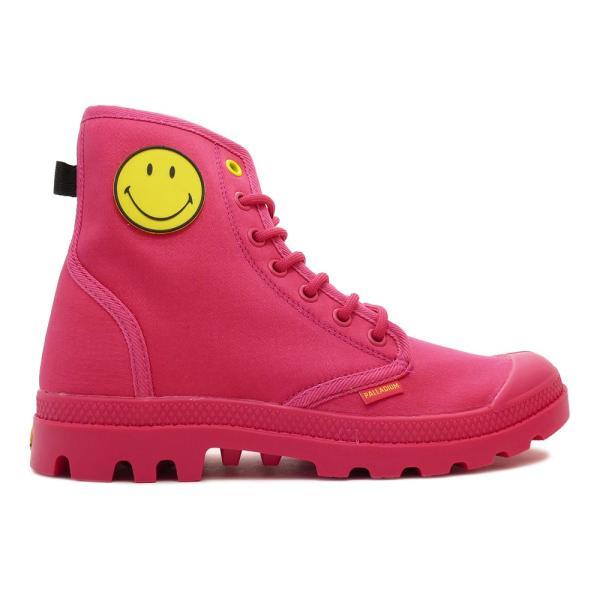 スニーカー パラディウム PALLADIUM パンパスマイリーフェストバッグ ピンク メンズ レディース シューズ 靴 18AW|mexico|02