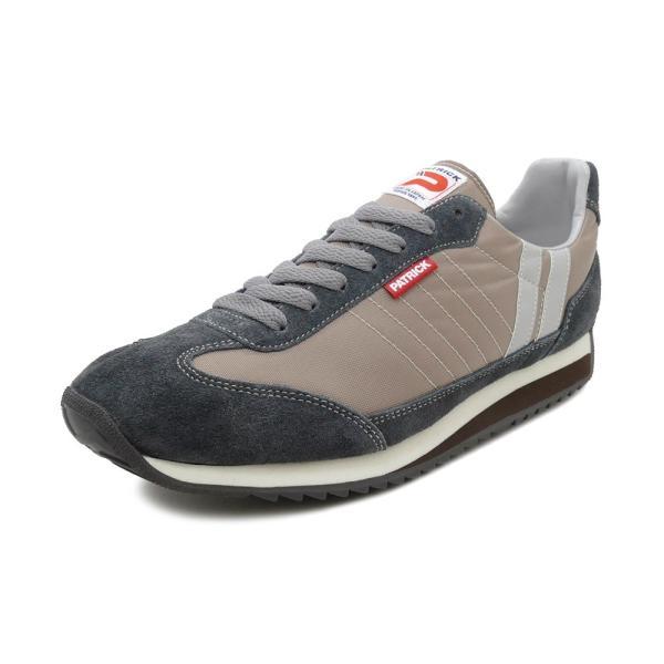 スニーカー パトリック PATRICK マラソンS.OTR シーオッター レディース シューズ 靴 18AW|mexico