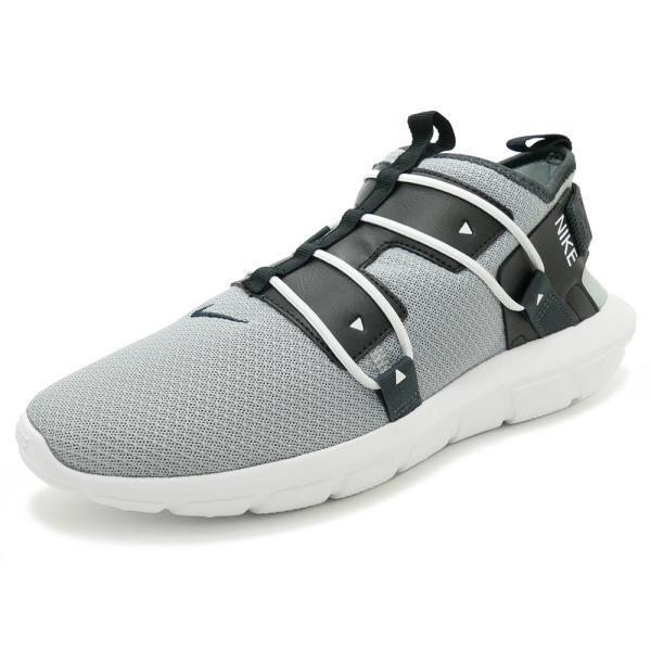 スニーカー ナイキ NIKE ボルタック グレー/ブラック/ホワイト メンズ レディース シューズ 靴 18FA|mexico