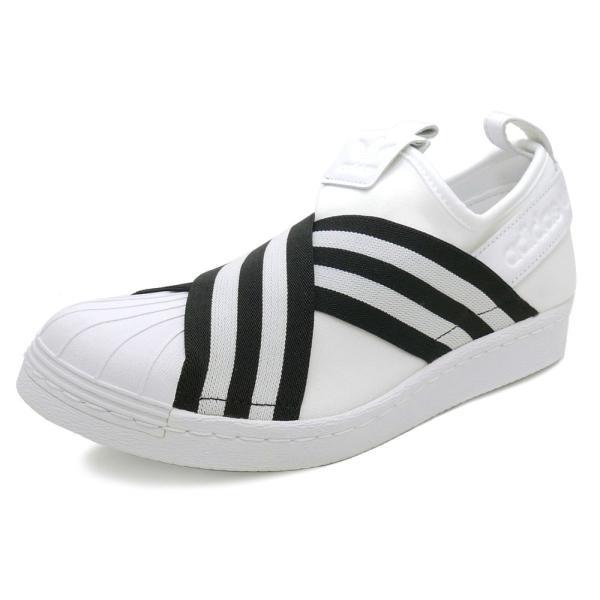 adidas Originals SUPERSTAR SLIPON W【アディダス オリジナルス スーパースタースリッポンW】running white/core black(ランニングホワイト/コアブラック)|mexico