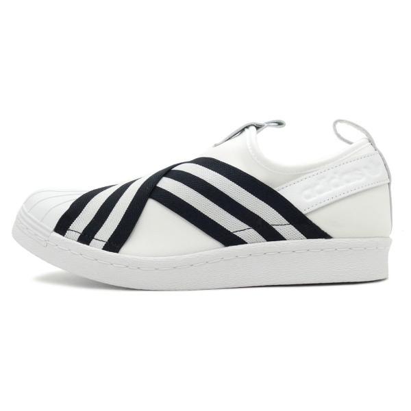 adidas Originals SUPERSTAR SLIPON W【アディダス オリジナルス スーパースタースリッポンW】running white/core black(ランニングホワイト/コアブラック)|mexico|02