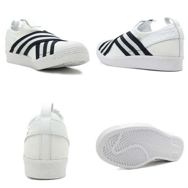 adidas Originals SUPERSTAR SLIPON W【アディダス オリジナルス スーパースタースリッポンW】running white/core black(ランニングホワイト/コアブラック)|mexico|03