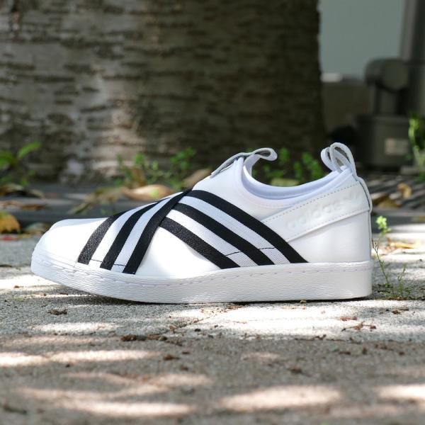 adidas Originals SUPERSTAR SLIPON W【アディダス オリジナルス スーパースタースリッポンW】running white/core black(ランニングホワイト/コアブラック)|mexico|04