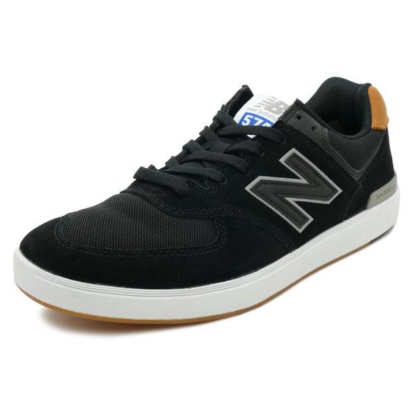 NEW BALANCE AM574 BLG ニューバランス AM574BLG black ブラック NB AM574-BLG 18FW|mexico
