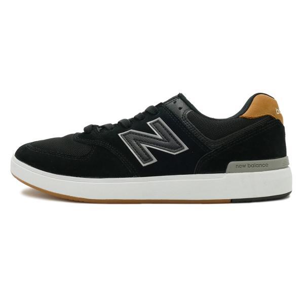 NEW BALANCE AM574 BLG ニューバランス AM574BLG black ブラック NB AM574-BLG 18FW|mexico|02