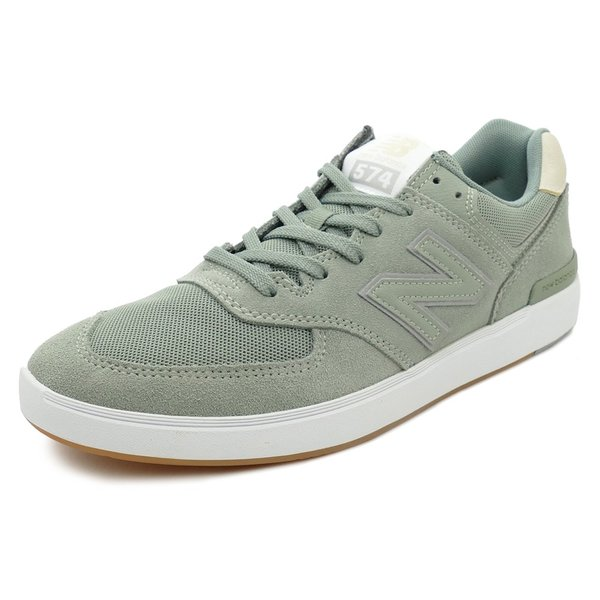 NEW BALANCE AM574 MTI ニューバランス AM574MTI dusty green ダスティ グリーン NB AM574-MTI 18FW|mexico