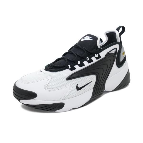 スニーカー ナイキ NIKE ズーム2K ホワイト/ブラック メンズ レディース シューズ 靴 19SP|mexico