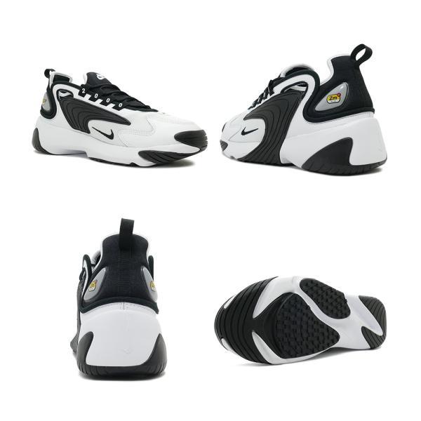スニーカー ナイキ NIKE ズーム2K ホワイト/ブラック メンズ レディース シューズ 靴 19SP|mexico|03
