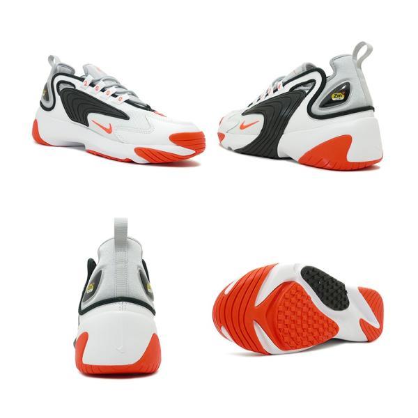 スニーカー ナイキ NIKE ズーム2K ホワイト/インフラレッド メンズ レディース シューズ 靴 19SU|mexico|03