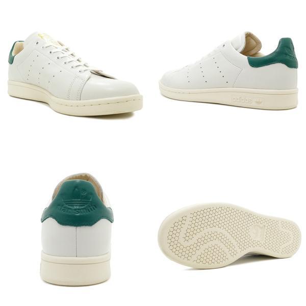スニーカー アディダス adidas スタンスミスリーコン ホワイト/グリーン メンズ レディース シューズ 靴 18FW mexico 03