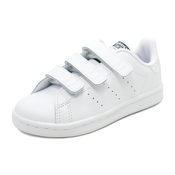 adidas Originals STAN SMITH CF C【アディダス オリジナルス スタンスミスコンフォートC】metallic silver-sld/ftwr white(シルバーメタリック/ホワイト)|mexico