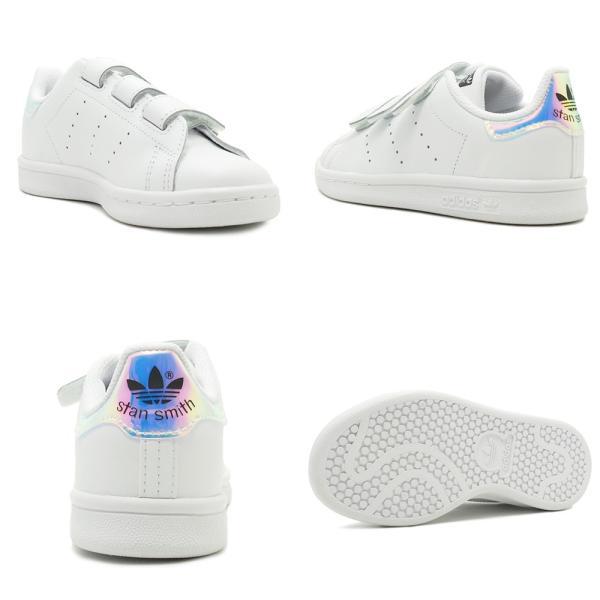 adidas Originals STAN SMITH CF C【アディダス オリジナルス スタンスミスコンフォートC】metallic silver-sld/ftwr white(シルバーメタリック/ホワイト) mexico 03