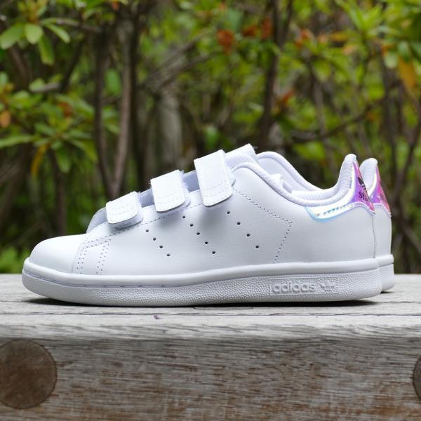 adidas Originals STAN SMITH CF C【アディダス オリジナルス スタンスミスコンフォートC】metallic silver-sld/ftwr white(シルバーメタリック/ホワイト) mexico 04