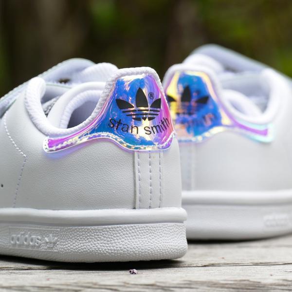 adidas Originals STAN SMITH CF C【アディダス オリジナルス スタンスミスコンフォートC】metallic silver-sld/ftwr white(シルバーメタリック/ホワイト)|mexico|05