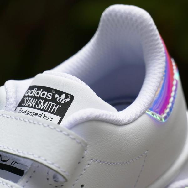 adidas Originals STAN SMITH CF C【アディダス オリジナルス スタンスミスコンフォートC】metallic silver-sld/ftwr white(シルバーメタリック/ホワイト)|mexico|06