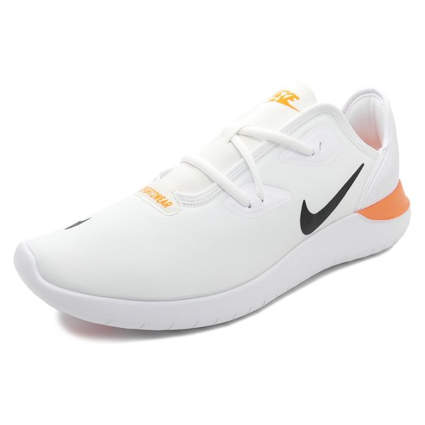 スニーカー ナイキ NIKE ハカタPREMJDI ホワイト/ブラック/オレンジ メンズ レディース シューズ 靴 18FA mexico