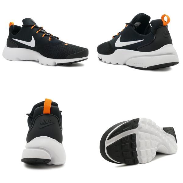 スニーカー ナイキ NIKE プレストフライJDI ブラック/ホワイト/オレンジ メンズ レディース シューズ 靴 18FA|mexico|03