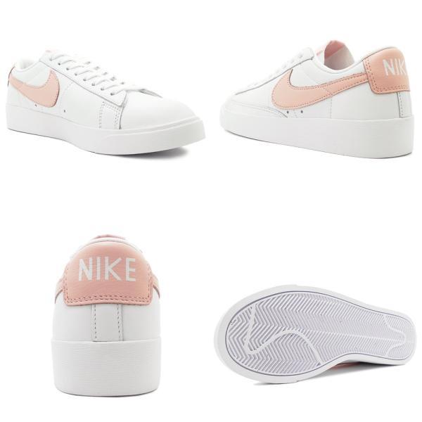 スニーカー ナイキ NIKE ウィメンズブレーザーLOWLE ホワイト/ピンク メンズ レディース シューズ 靴 18FA|mexico|03
