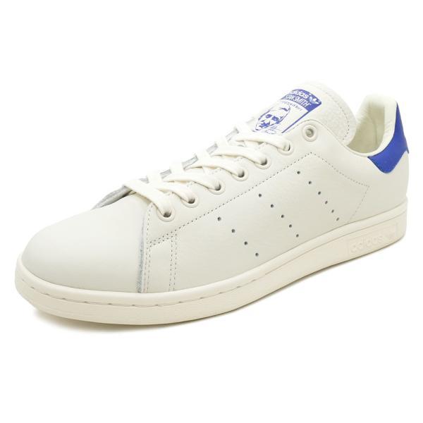 adidas Originals STAN SMITH アディダス オリジナルス スタンスミス チョークホワイト/チョークホワイト/カレッジロイヤル B37899 18FW|mexico