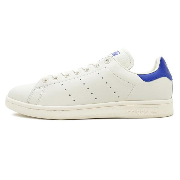 adidas Originals STAN SMITH アディダス オリジナルス スタンスミス チョークホワイト/チョークホワイト/カレッジロイヤル B37899 18FW|mexico|02