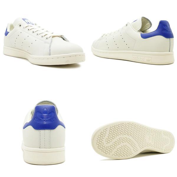 adidas Originals STAN SMITH アディダス オリジナルス スタンスミス チョークホワイト/チョークホワイト/カレッジロイヤル B37899 18FW|mexico|03