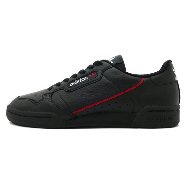 スニーカー アディダス adidas コンチネンタル80 ブラック/ホワイト メンズ レディース シューズ 靴 18FW|mexico|02
