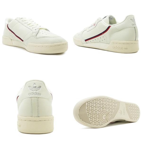 スニーカー アディダス adidas コンチネンタル80 ホワイト メンズ レディース シューズ 靴 18FW|mexico|03