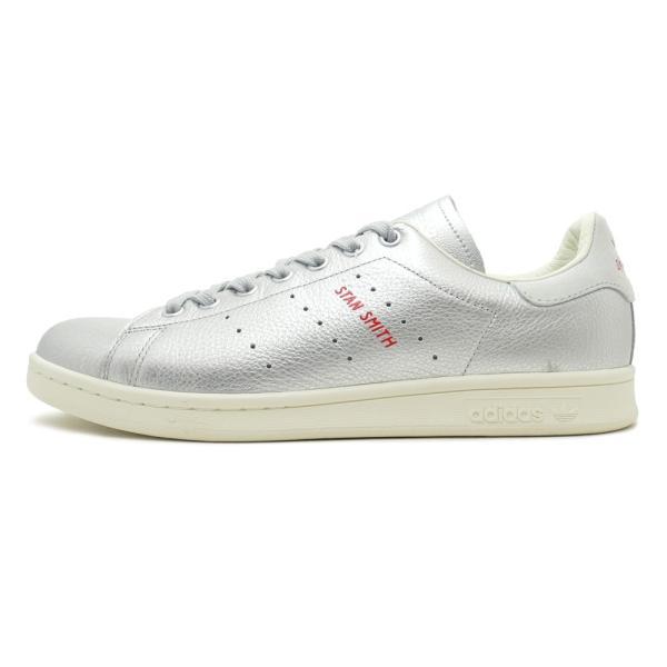 スニーカー アディダス adidas スタンスミスW シルバー メンズ レディース シューズ 靴 18FW|mexico|02