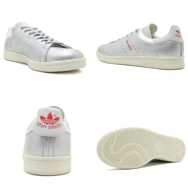 スニーカー アディダス adidas スタンスミスW シルバー メンズ レディース シューズ 靴 18FW|mexico|03